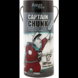 Axus Grey Captain Chunk Roller Sleeve XXLong Pile 9