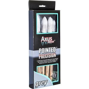 Axus Grey Pointed Precision Sash 4 PACK