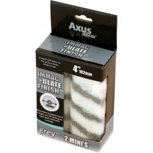 Axus Immaculate Finish Plus 4 inch Roller 2 Pack