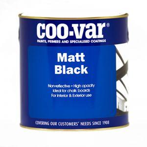 Coo-var Matt Black