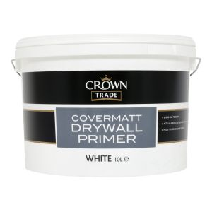 Crown Trade Drywall Primer White 10l