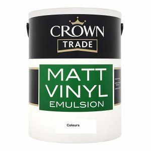 Crown Vinyl Matt (All Colours)