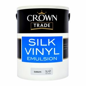Crown Trade Vinyl Silk Colours