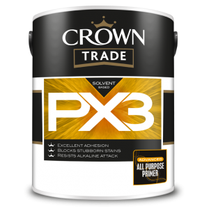 Crown All Purpose Primer PX3 White