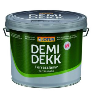Demidekk Decking and Garden Stain (all colours)