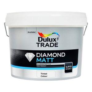 Dulux Diamond Matt (All Colours)