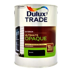 Dulux Ultimate Opaque Black