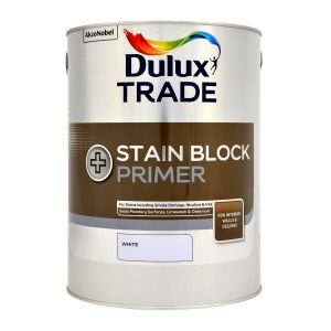 Dulux Trade Stain Block Primer White