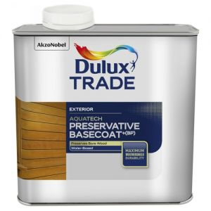 Dulux Trade Aquatech Preservative Basecoat Plus
