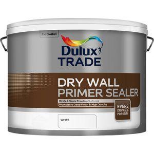 Dulux Trade Drywall Primer Sealer White 10L
