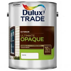 Dulux Trade Ultimate Opaque White