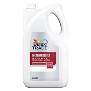 Dulux Weathershield Multi Surface Fungicidal Wash 5L