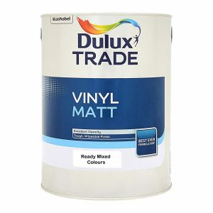 Dulux Trade Vinyl Matt - Ready Mixed Colours