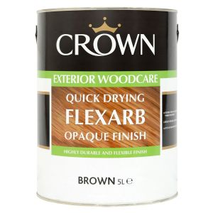 Crown Trade Flexarb Opaque 5l
