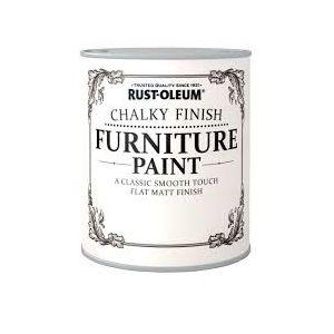 Rustoleum Chalky Furinture Paint 750ML