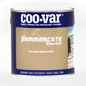 Coo-Var Hammercote Smooth Gloss Finish All Colours