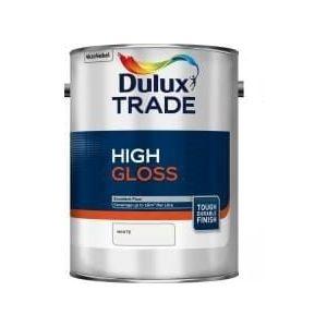 Dulux High Gloss (White)