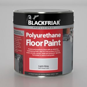 Blackfriar Polyurethane Floor Paint (all colours)
