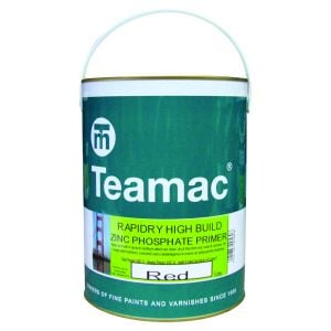 Teamac High Build Rapidry Zinc Phosphate Primer P218 Ready Mixed