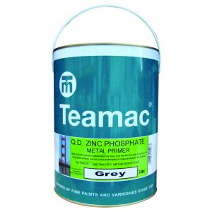 Teamac Quick Dry Zinc Phosphate Primer P219 Ready Mixed