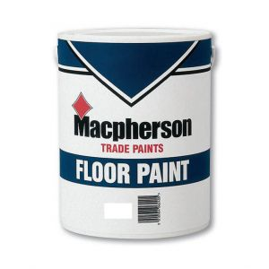 Macpherson Floor Paint (all colours) 5L