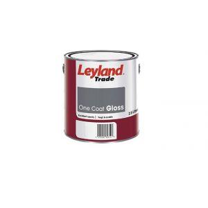 Leyland One Coat Gloss Brilliant White