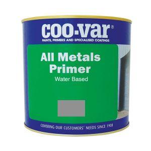 COO-VAR ALL METAL PRIMER GREY