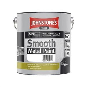 Johnstones Smooth Metal (Tinted Colours)