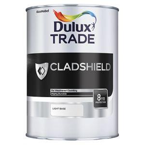 Dulux Trade Cladshield Colours 5L