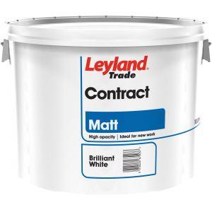 Leyland Contract Matt Magnolia