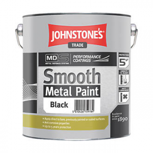 Johnstones Smooth Metal - Ready Mixed