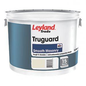 Leyland Truguard Smooth Masonry Magnolia