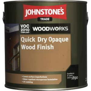 Woodworks Quick Dry Opaque Wood Finish