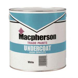 Macpherson Undercoat White