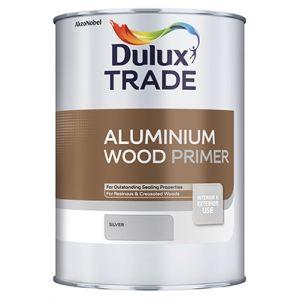 Dulux Trade Aluminium Wood Primer Silver