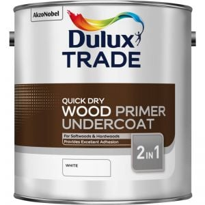 Dulux Trade Quick Drying Wood Priming Undercoat