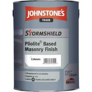 Johnstone's Stormshield Pliolite Masonry (all colours)