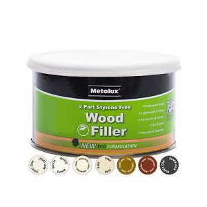 Metolux 2 Part SF Wood Filler 275ML