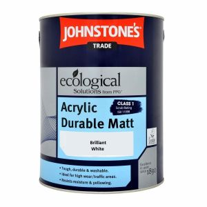 Johnstones Acrylic Matt White
