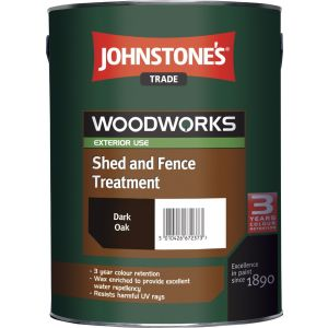 Johnstone's Exterior Shed and Fence Treatment (all colours) 5L