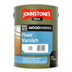 Johnstone's Floor Varnish Gloss Clear