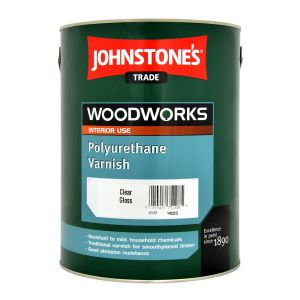Johnstone's Polyurethane Varnish Gloss Clear