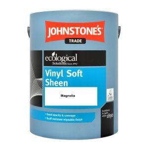 Johnstones Vinyl Soft Sheen Magnolia