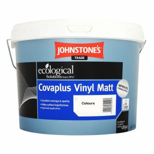 Johnstone's Covaplus Matt 10L (Light Colours)