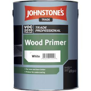 Johnstones Wood Primer White