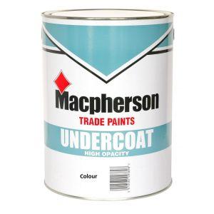 Macpherson Undercoat (all colours)