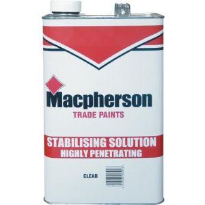 Macpherson Stabilising Primer Clear 5lt