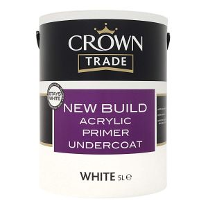 Crown Trade New Build Acrylic Primer 5l