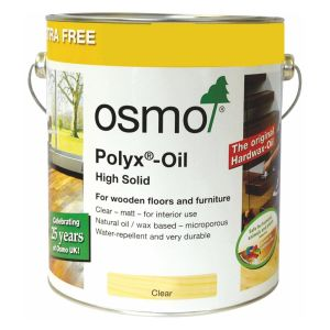 Osmo Polyx®-Oil Clear Satin 3L