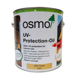 Osmo UV Protection Oil Extra Clear 2.5L